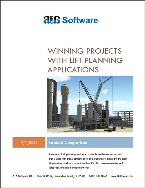 Report-Winning-Projects-with-Lift-Planning-Apps