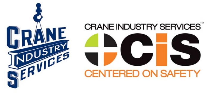 Crane Industry Services Logo Redesign