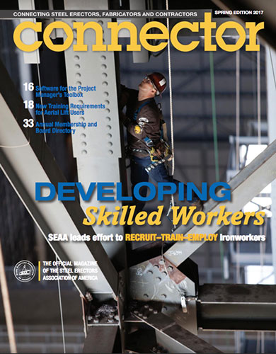 SEAA Connector Magazine Redesign