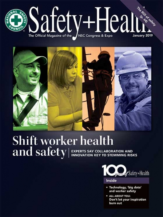 Safety and Health Magazine