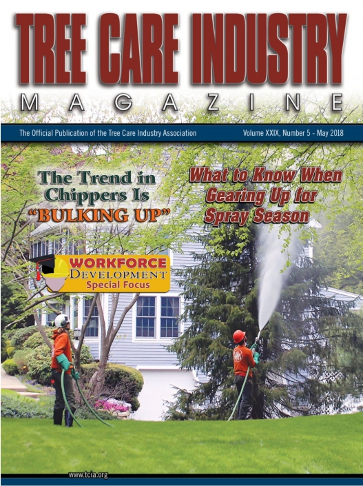 Tree Care Industry Magazine